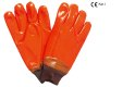Firebird-Winterhandschuh      PVC orange mit